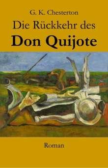 G. K. Chesterton: Die Rückkehr des Don Quijote, Buch