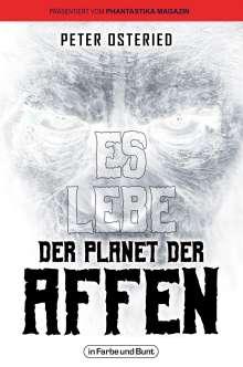 Peter Osteried: Es lebe der Planet der Affen, Buch