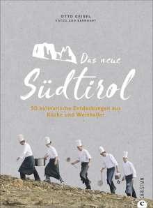 Otto Geisel (geb. 1960): Das neue Südtirol, Buch