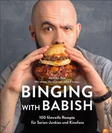 Andrew Rea: Binging with Babish, Buch