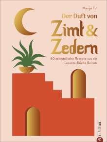 Merijn Tol: Der Duft von Zimt & Zedern, Buch