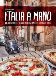 Paola Bacchia: Italia a Mano, Buch