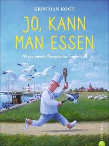 Krischan Koch: Jo, kann man essen, Buch