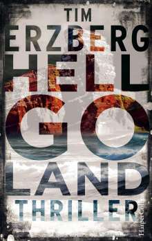Tim Erzberg: Hell-Go-Land, Buch