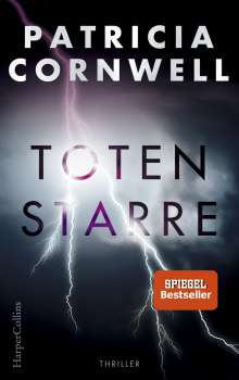 Patricia Cornwell: Totenstarre, Buch