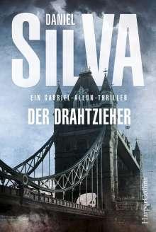 Daniel Silva: Der Drahtzieher: Ein Gabriel-Allon-Thriller, Buch