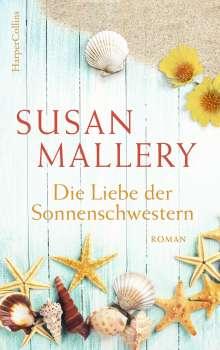 Susan Mallery: Die Liebe der Sonnenschwestern, Buch
