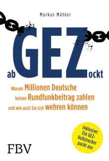 Markus Mähler: AbGEZockt, Buch
