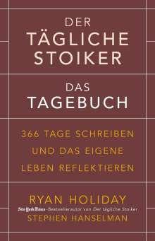 Ryan Holiday: Der tägliche Stoiker - Das Tagebuch, Buch