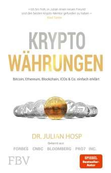 Julian Hosp: Kryptowährungen, Buch