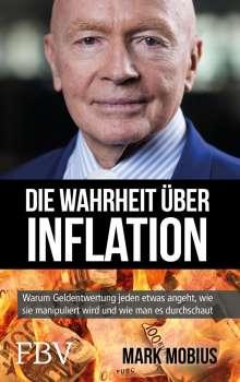 Mark Mobius: Die Wahrheit über Inflation, Buch