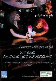 Manfred Jelinski: Die Bar am Ende des Universums 5, Buch