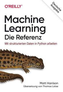 Matt Harrison: Machine Learning - Die Referenz, Buch
