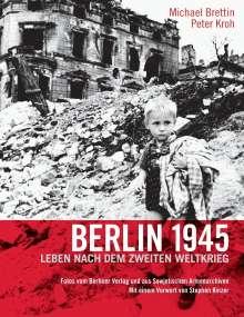 Michael Brettin: Berlin 1945, Buch