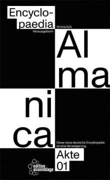Ferraeterin: Encyclopaedia Almanica, Buch