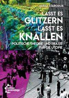 Alissa Starodub: Lasst es glitzern, lasst es knallen!, Buch