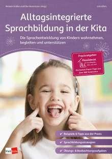 Udo Elfert: Alltagsintegrierte Sprachbildung in der Kita, Buch