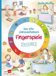 Das Kita-Jahreszeitenbuch Fingerspiele, Buch