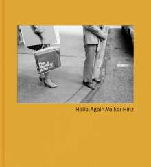 David Burnett: Volker Hinz, Hello. Again., Buch