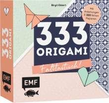 Birgit Ebbert: 333 Origami - Falttastisch!, Buch