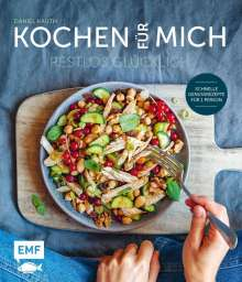 Daniel Kauth: Kochen für mich, Buch