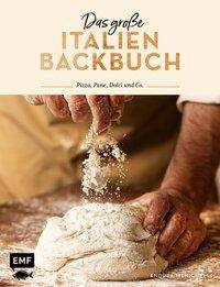 Andrea Menichelli: Das große Italien Backbuch, Buch