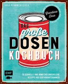 Inga Pfannebecker: Das große Dosenkochbuch, Buch