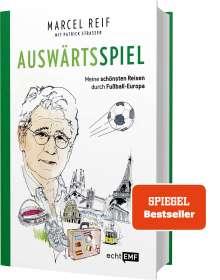Marcel Reif: Auswärtsspiel, Buch