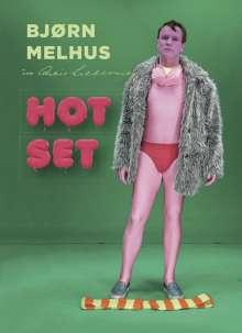 Bjørn Melhus. Hot Set. Im Atelier Liebermann, Buch