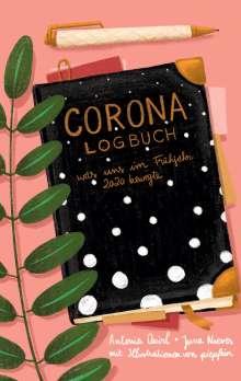 Juna Nieves und Antonia Quirl: Corona-Logbuch, Buch
