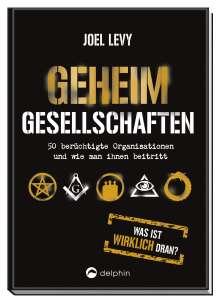 Joel Levy: Geheimgesellschaften, Buch