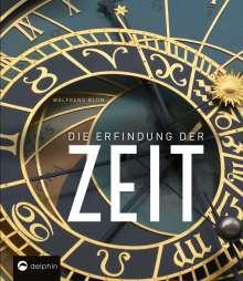 Wolfgang Blum: Die Erfindung der Zeit, Buch