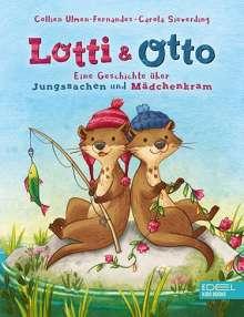 Collien Ulmen-Fernandes: Lotti und Otto (Mini-Ausgabe), Buch