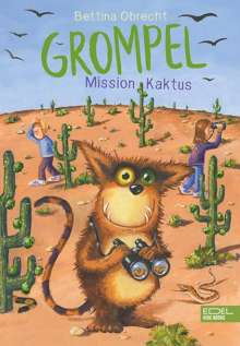 Bettina Obrecht: Grompel, Buch
