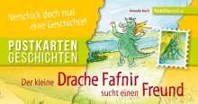 Amanda Koch: Der kleine Drache Fafnir sucht einen Freund, Buch