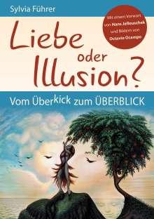 Sylvia Führer: Liebe oder Illusion?, Buch