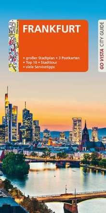 Hannah Glaser: GO VISTA: Reiseführer Frankfurt am Main, Buch