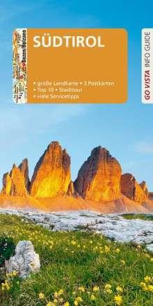 Manuela Blisse: GO VISTA: Reiseführer Südtirol, Buch