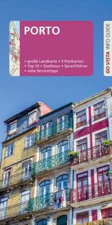 Ralf Johnen: GO VISTA: Reiseführer Porto, Buch
