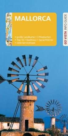 Andrea Weindl: GO VISTA: Reiseführer Mallorca, Buch