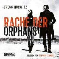 Gregg Hurwitz: Rache der Orphans, CD