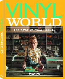 Thomas Hauffe: Vinyl World, Buch