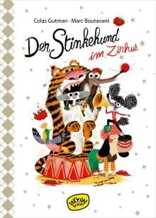 Colas Gutman: Der Stinkehund im Zirkus (Bd. 7), Buch