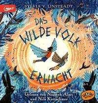 Sylvia V. Linstaedt: Das Wilde Volk erwacht (Bd. 2), MP3-CD