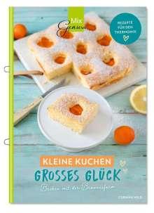 Wild Corinna: Kleine Kuchen - großes Glück!, Buch