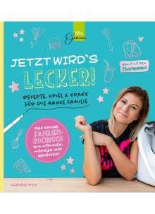 Wild Corinna: Jetzt Wird's Lecker!, Buch