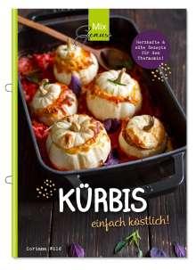 Wild Corinna: KÜRBIS einfach köstlich!, Buch
