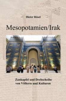 Dieter Rösel: Mesopotamien/Irak, Buch
