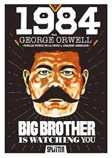 George Orwell: 1984 (Graphic Novel), Buch