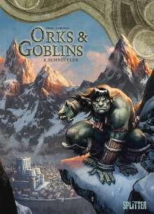 Olivier Peru: Orks & Goblins. Band 8, Buch